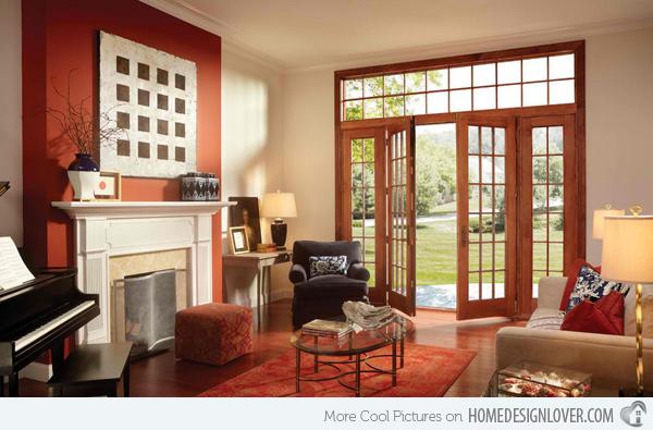 Francouzské dveře aneb pozvěte si domů více světla