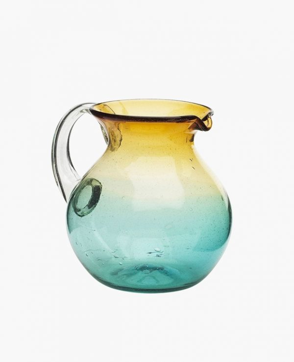 mexican-mouth-blown-glass-cheap-glass-pitchers-600x738