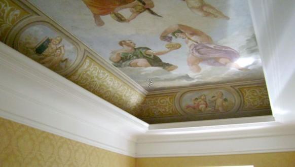 Fresco-ceiling-alcove-mural-design-greek-mythology1-582x329